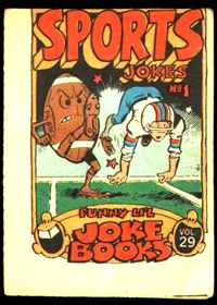 Funny Li'l Joke Books 29 of 44