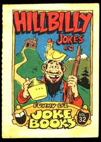 Funny Li'l Joke Books 32 of 44