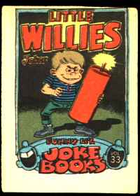Funny Li'l Joke Books 33 of 44