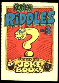 Funny Li'l Joke Books 35 of 44