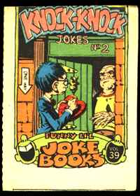 Funny Li'l Joke Books 39 of 44