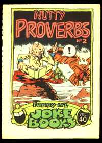 Funny Li'l Joke Books 40 of 44