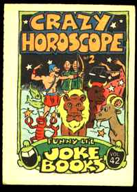 Funny Li'l Joke Books 42 of 44
