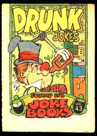 Funny Li'l Joke Books 43 of 44